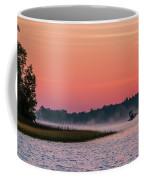 Pelican Mist Coffee Mug by Patti Deters