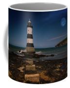 Penmon Lighthouse And Puffin Island Coffee Mug
