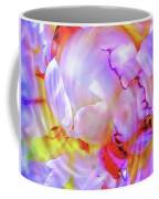 Peony Borealis Coffee Mug by Cindy Greenstein