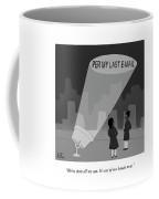 Per My Last Email Coffee Mug