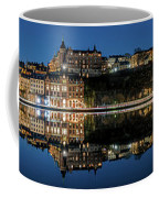 Perfect Sodermalm Blue Hour Reflection Coffee Mug