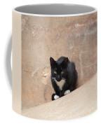 Pharaoh Cat Coffee Mug