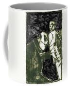 Pianist At The Piano Coffee Mug