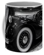 Pierce Arrow Circa. 1937 Coffee Mug by Michael Hope
