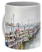 Piers To Be Cold Coffee Mug