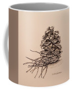 Pine Cone Coffee Mug