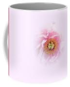 Pink Breath Coffee Mug by Cindy Greenstein