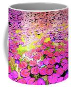 Pink Lily's Coffee Mug