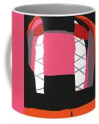 Pink Orange Coffee Mug