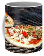 Pizza On The Grill Coffee Mug