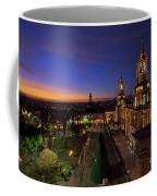 Plaza De Armas And Cathedral Of Arequipa, Peru Coffee Mug by Sam Antonio Photography