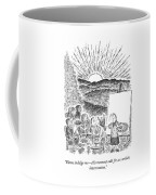Please Indulge Me Coffee Mug