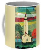 Point Aux Barques-michigan  Coffee Mug