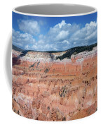 Point Supreme Overlook - Cedar Breaks - Utah  Coffee Mug