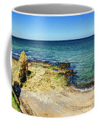 Pointe Du Hoc Panorama Coffee Mug