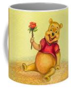 Pooh Bear Coffee Mug