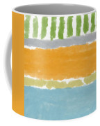 Poolside 1- Art By Linda Woods Coffee Mug