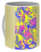 Pop Art Garage  Coffee Mug