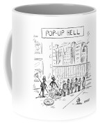 Pop Up Hell Coffee Mug