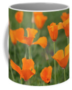 Poppies In The Breeze Coffee Mug