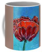 Poppy Flower Coffee Mug by Jacqueline Athmann