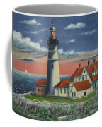 Portland Head Light  Coffee Mug