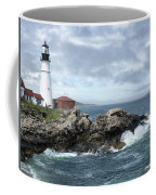 Portland Head Light House Coffee Mug