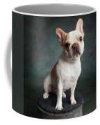 Portrait Of A French Bulldog Coffee Mug