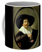 Portrait Of A Man      Coffee Mug