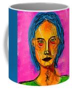 Portrait Of A Woman 1139 Coffee Mug