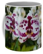 Portrait Of An Orchid Coffee Mug