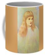 Portrait Of Cecily Horner Coffee Mug