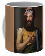 Portrait Of Giovanni Belzoni Coffee Mug