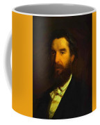 Portrait Of Ivan Zabela Coffee Mug