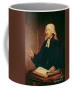 Portrait Of John Wesley Coffee Mug
