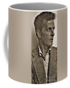 Portrait Of Ludwig Wittgenstein, 1947 Coffee Mug