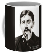 Portrait Of The French Author Marcel Proust Coffee Mug