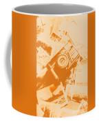 Posterised Photography Coffee Mug