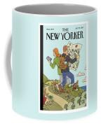 Power Trip Coffee Mug