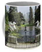 Powerscourt House Terrace And Fountain Coffee Mug