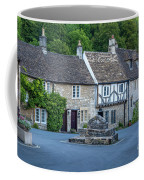Pre-dawn In Castle Combe Coffee Mug by Brian Jannsen