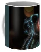 Presence - Smoke Photography Coffee Mug