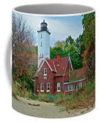 Presque Isle Lighthouse Coffee Mug