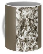 Press Print Parchment Coffee Mug