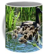 Proud Mother Duck Coffee Mug