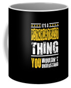 Psychiatrist You Wouldnt Understand Coffee Mug