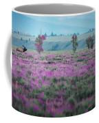 Purple Grain Coffee Mug