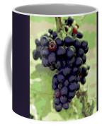 Purple Grape Bunches 19 Coffee Mug