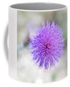 Purple Peace Coffee Mug
