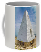 Pyramid Bell Tower Maine Coffee Mug